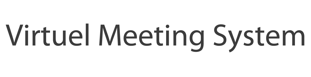 Virtuel Meeting System